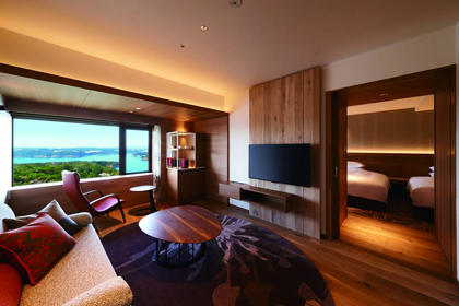 Shima Kanko Hotel Bay Suite