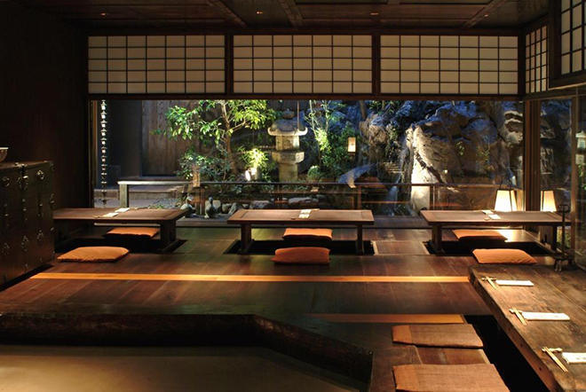 Yuzuya ryokan luxury japan travel michi travel japan for Design hotel japan